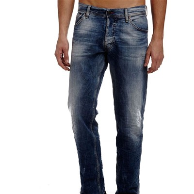 GUESS Jean regular - denim bleu