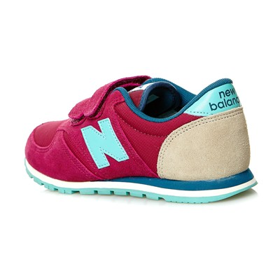 NEW BALANCE KE420 M - Baskets - mauve