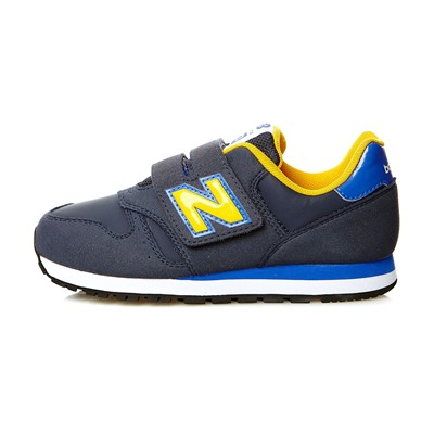 NEW BALANCE KV373 M - Baskets - jaune