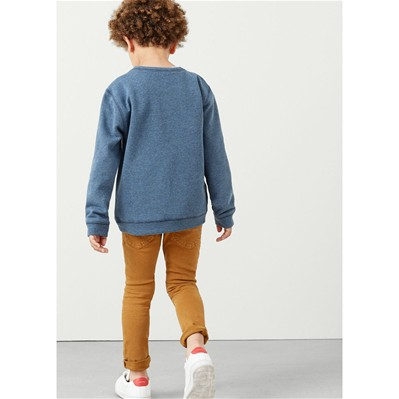 MANGO KIDS Sweat-shirt - bleu marine