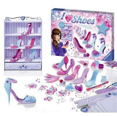 RAVENSBURGER I love shoes - multicolore