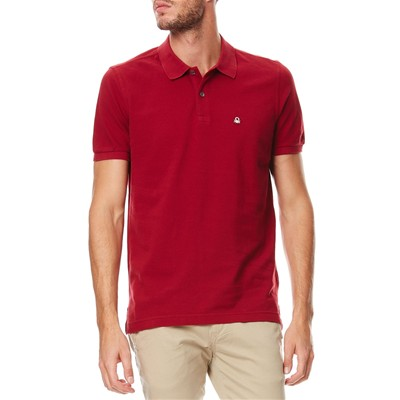 BENETTON Polos - rouge