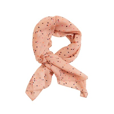 MANGO KIDS Foulard - rose