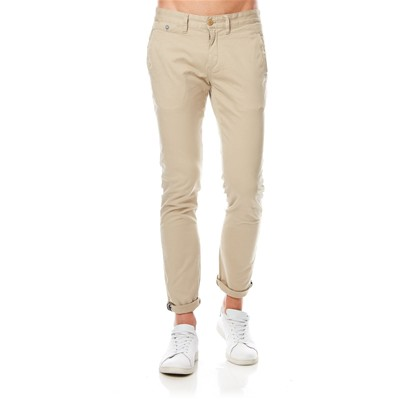 HILFIGER DENIM Pantalon chino - taupe