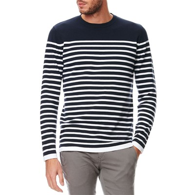 JACK & JONES Pull - bleu marine