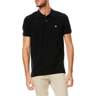 BENETTON Polo - noir