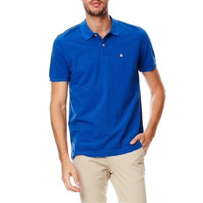 BENETTON Polo - bleu
