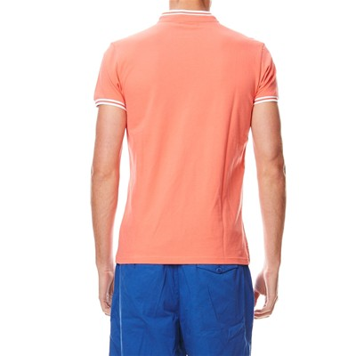 JOE RETRO Polo - corail