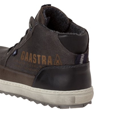 GAASTRA Croossjacks - Baskets en cuir - gris