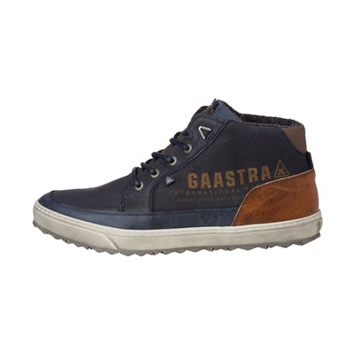 GAASTRA Crossjacks - Baskets en cuir - bleu marine
