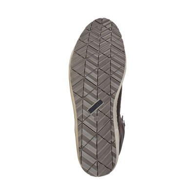 GAASTRA Crossjacks High - Baskets en cuir - gris