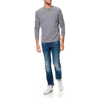 HILFIGER DENIM T-shirt - gris