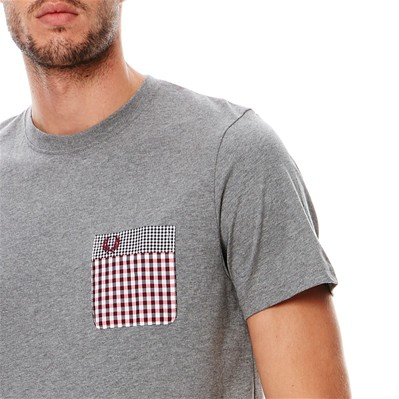 FRED PERRY T-shirt - gris