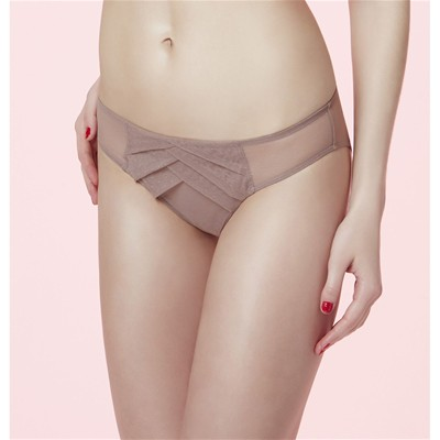 CHANTAL THOMASS Encens-moi - Slip - taupe