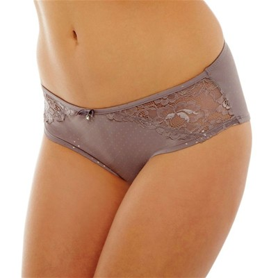 POMM'POIRE Solitaire - Shorty - marron