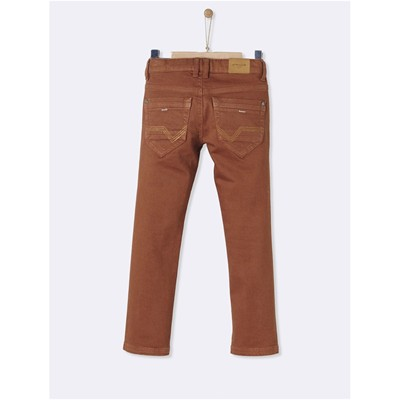 CYRILLUS Pantalon - marron
