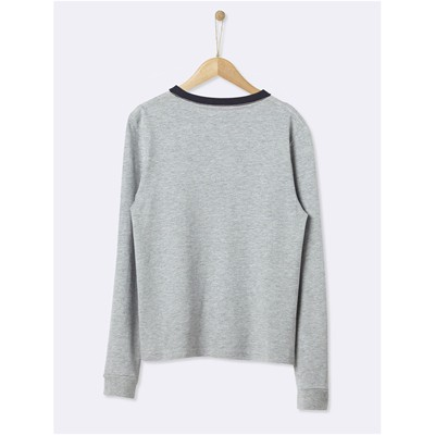 Homewear - gris chine