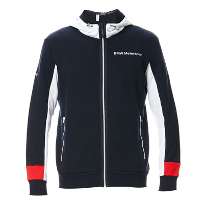 PUMA BMW Motorsport - Sweat à capuche - noir