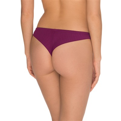 BILLET DOUX Octavie - Tanga - prune