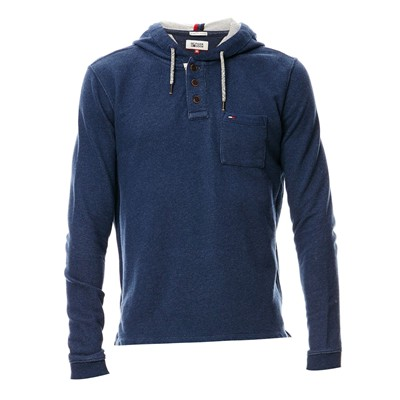 HILFIGER DENIM Sweat à capuche - bleu marine