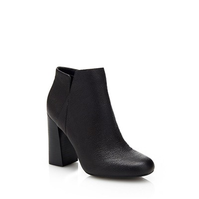 Helio - Bottines en cuir - noir