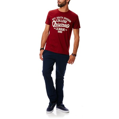 JACK & JONES T-shirt - rouge