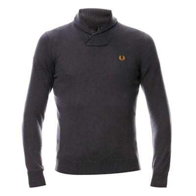 FRED PERRY Pull - anthracite