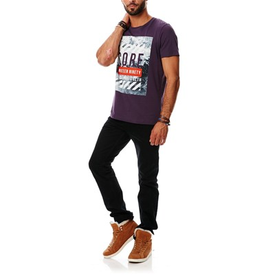 JACK & JONES Dont - T-shirt - violet