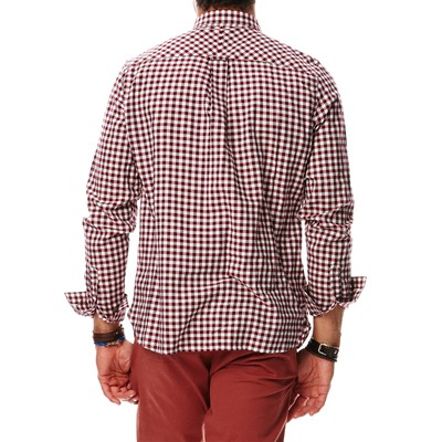 FRED PERRY Chemise - rouge