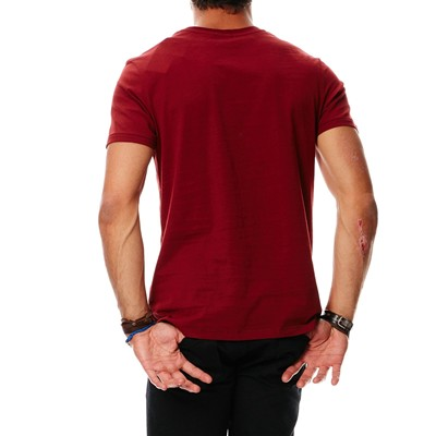 JACK & JONES Joroli - T-shirt - rouge