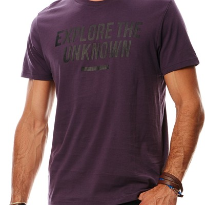 JACK & JONES Sharp - T-shirt - violet