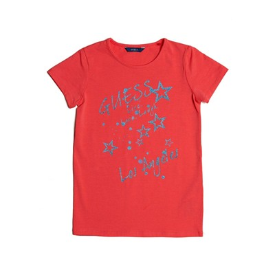 GUESS KIDS T-shirt - rose