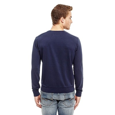 GUESS Sweat-shirt - bleu