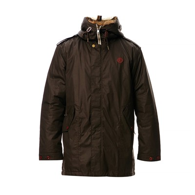 FRED PERRY Parka - kaki