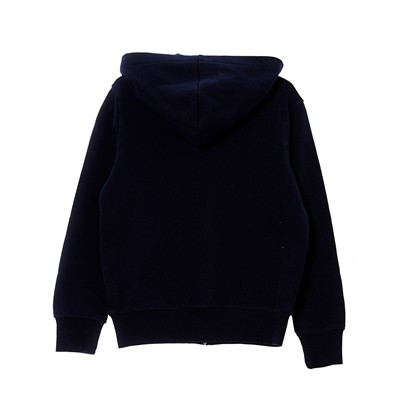 BENETTON Sweat à capuche - bleu