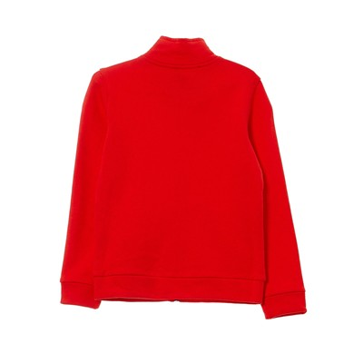 BENETTON Sweat-shirt imprimé - rouge