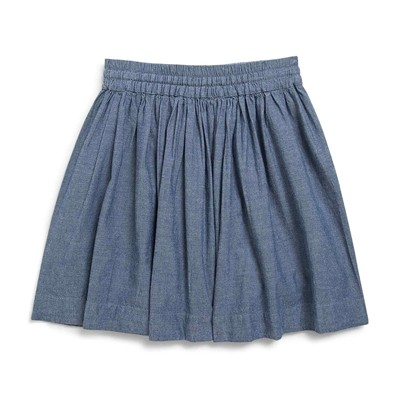 MONOPRIX KIDS Jupe - denim bleu