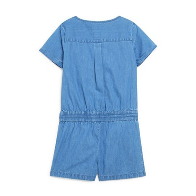 MONOPRIX KIDS Combi-short - denim bleu
