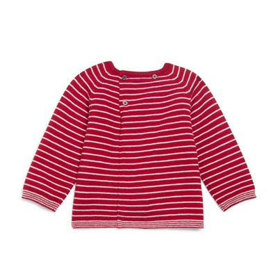 BOUT'CHOU Pull - rouge