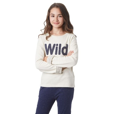 MONOPRIX KIDS Sweat-shirt - gris chine