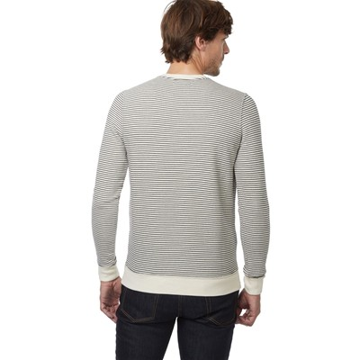 MONOPRIX Sweat-shirt - rayé