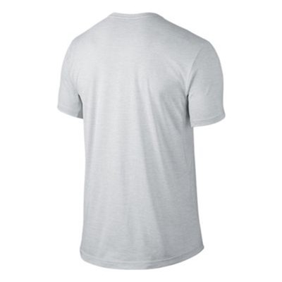 NIKE Dri-fit training - T-shirt - blanc