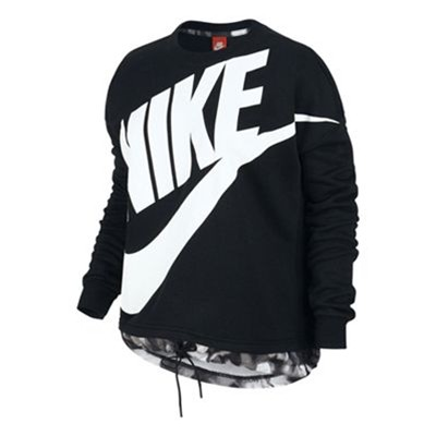 NIKE Modern - Sweat-shirt - noir
