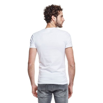 GUESS Graphic - T-shirt - blanc