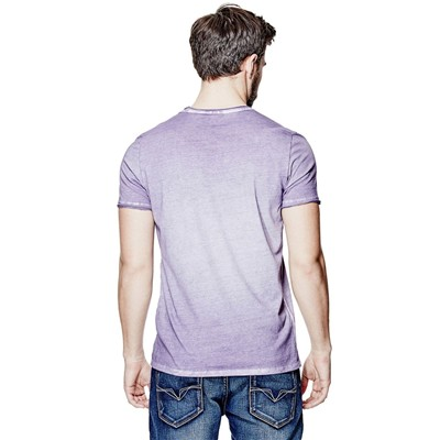 GUESS T-shirt - mauve