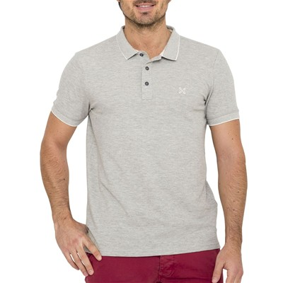 OXBOW Fredi - Polo - gris chine