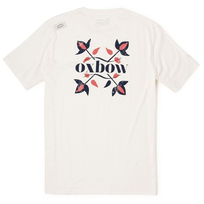 OXBOW Tapeau - T-shirt - blanc
