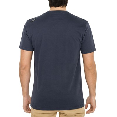 OXBOW Tartane - T-shirt - bleu marine