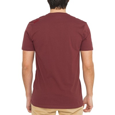OXBOW Tekhos - T-shirt - bordeaux