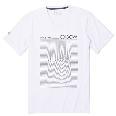 OXBOW Tormit - T-shirt - blanc